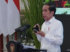 Titah Jokowi ke Menhub soal Sriwijaya, Cari Sampai Maksimal!