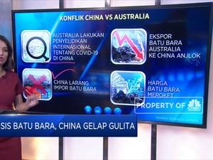 Krisis Batu Bara, China Gelap Gulita
