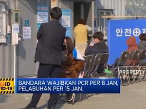 Mau ke Korea Selatan? Wajib Tes PCR!