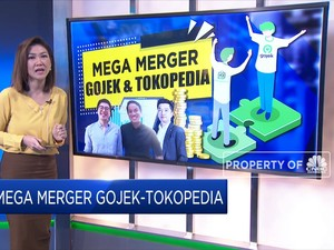 Mega-merger Gojek-Tokopedia