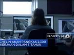 Michelin Berencana Pangkas 2.300 Pekerja dalam 3 Tahun