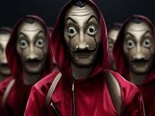 Bukan IndoXXI Cs, Nonton Money Heist Season 5 di Netflix