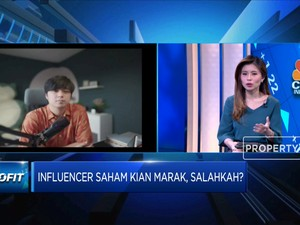 Referensi Saham Influencer Tidak Salah, Asal Jelas Analisanya