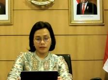 Jreeng.. Sri Mulyani Titip Pesan Khusus untuk Menhan Prabowo