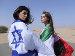 Kontras! Warga Israel Bebas Lepas Masker, di India Kian Parah