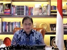 PPKM Jawa Bali, Airlangga: Jangan Berpergian 11-25 Januari