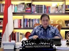 Beda Mekanisme dengan PSBB, Airlangga Kenalkan PPKM Jawa-Bali