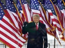 Trump 'Gebuk' Xi Jinping Lagi, Tak Sudi Beli Barang China