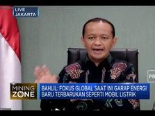 BKPM: Investasi LG Jadikan RI Pemasok Baterai Listrik Global