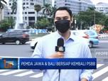 Pemda Jawa & Bali Bersiap Kembali PSBB