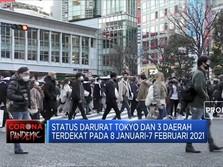 Tokyo Dinyatakan Darurat Covid-19
