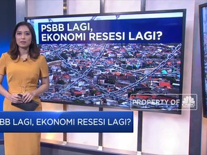 PSBB Lagi, Ekonomi Resesi Lagi?