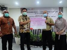 Pertamina Perkuat Kemandirian UMKM di Papua & Papua Barat