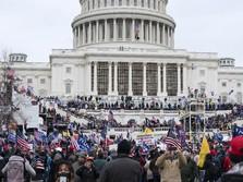 Ini Alasan Massa Trump Serbu Capitol Hill