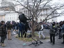Breaking News: Respons Resmi Trump Tanggapi Kerusuhan Capitol