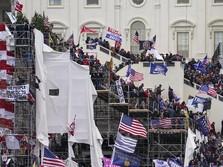 China Komentari Massa Trump yang Serbu Capitol Hill AS