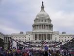Begini Paniknya Kongres AS Saat Massa Trump Bobol Capitol