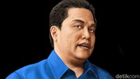 Erick Thohir Minta Bos BUMN Blusukan: Contoh Presiden!