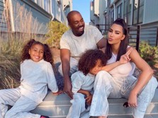 Kim Kardashian Resmi Gugat Cerai Kanye West!