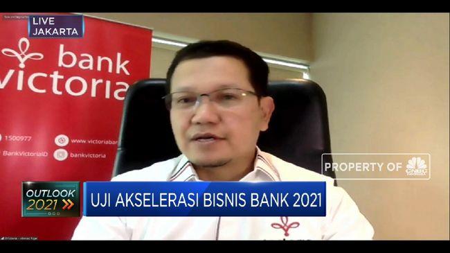 BVIC Kejar Modal Inti, Bank Victoria Jajaki Investor Potensial
