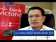 Kejar Modal Inti, Bank Victoria Jajaki Investor Potensial