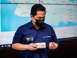 Erick Thohir Tegaskan RI akan Produksi 250 Juta Vaksin Covid