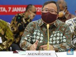 Jokowi Reshuffle Kabinet, Bambang Brodjonegoro Jadi Bos IKN?