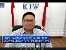 Sambut Investasi, KIT Batang Dorong Vokasi Tenaga Kerja Lokal