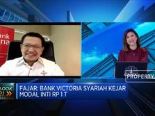 Targetkan Pertumbuhan 5%, Bank Victoria Dorong Digitalisasi