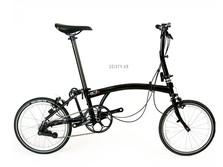 Mirip Brompton, Sepeda Lipat ini Harganya di Bawah Rp10 Juta