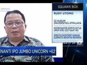 APEI: Startup Unicorn Punya Prospek Besar Untuk IPO