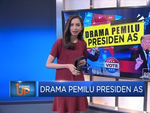 Drama Pemilu Presiden AS