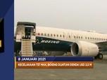 IMF Ramal PDB RI 4,8% Hingga Boeing Dijatuhi Denda USD 2,5 M