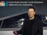 Elon Musk Paling Tajir Sedunia, Ternyata Ini Pemicunya