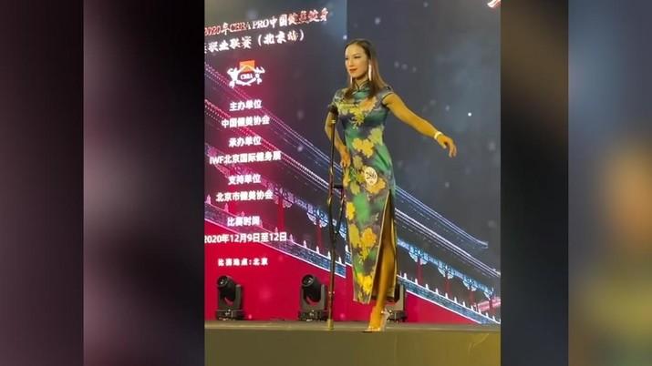 Gui Yuna (Tangkapan Layar Youtube CGTN)