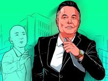 'Rugi' Rp 189 T, Elon Musk Bukan Orang Terkaya di Dunia Lagi