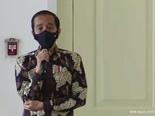 Bila Warga Ogah Divaksin Covid-19, Jokowi Komentar Begini!