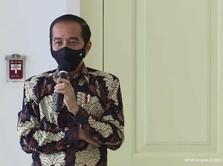 Jokowi Serahkan Usulan Nama Dewan Pengawas SWF ke DPR