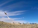 Ngeri! Begini Latihan Drone Besar-besaran Milik Militer Iran