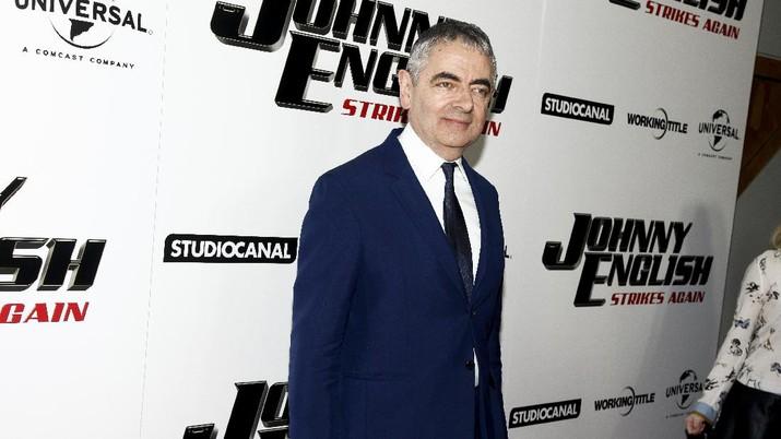 Rowan Atkinson attends a special screening of