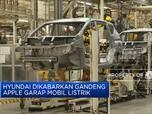 Hyundai Dikabarkan Gandeng Apple Garap Mobil Listrik