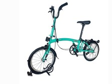 Harga Brompton Nyungsep, Ini Sepeda Sejenis Lebih Murah