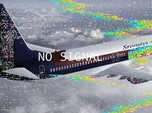 Sriwijaya SJ-182 Merupakan Seri Boeing 737 Varian Terpendek