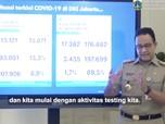 Tambah 2.451, Kasus Aktif Covid Jakarta Hampir Tembus 25 Ribu