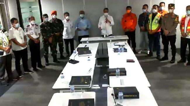 BKS: Ada 50 Penumpang & 12 Kru di Pesawat Sriwijaya SJY-182