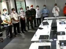 Ada 50 Penumpang & 12 Kru di Pesawat Sriwijaya Air SJY-182