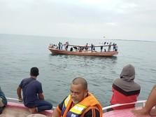 Hari Ini, KNKT Mulai Survei Lokasi Jatuhnya Sriwijaya Air