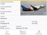 Pesawat Sriwijaya Air Jatuh, Ini Respons Pertama Boeing