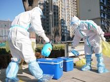 Kasus Covid-19 di China Melonjak, Terbesar Dalam 5 Bulan