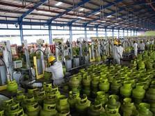 Pertamina Amankan Stok LPG 3 Kg di Tasikmalaya
